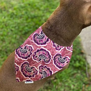 Purple Passion Pet Bandana