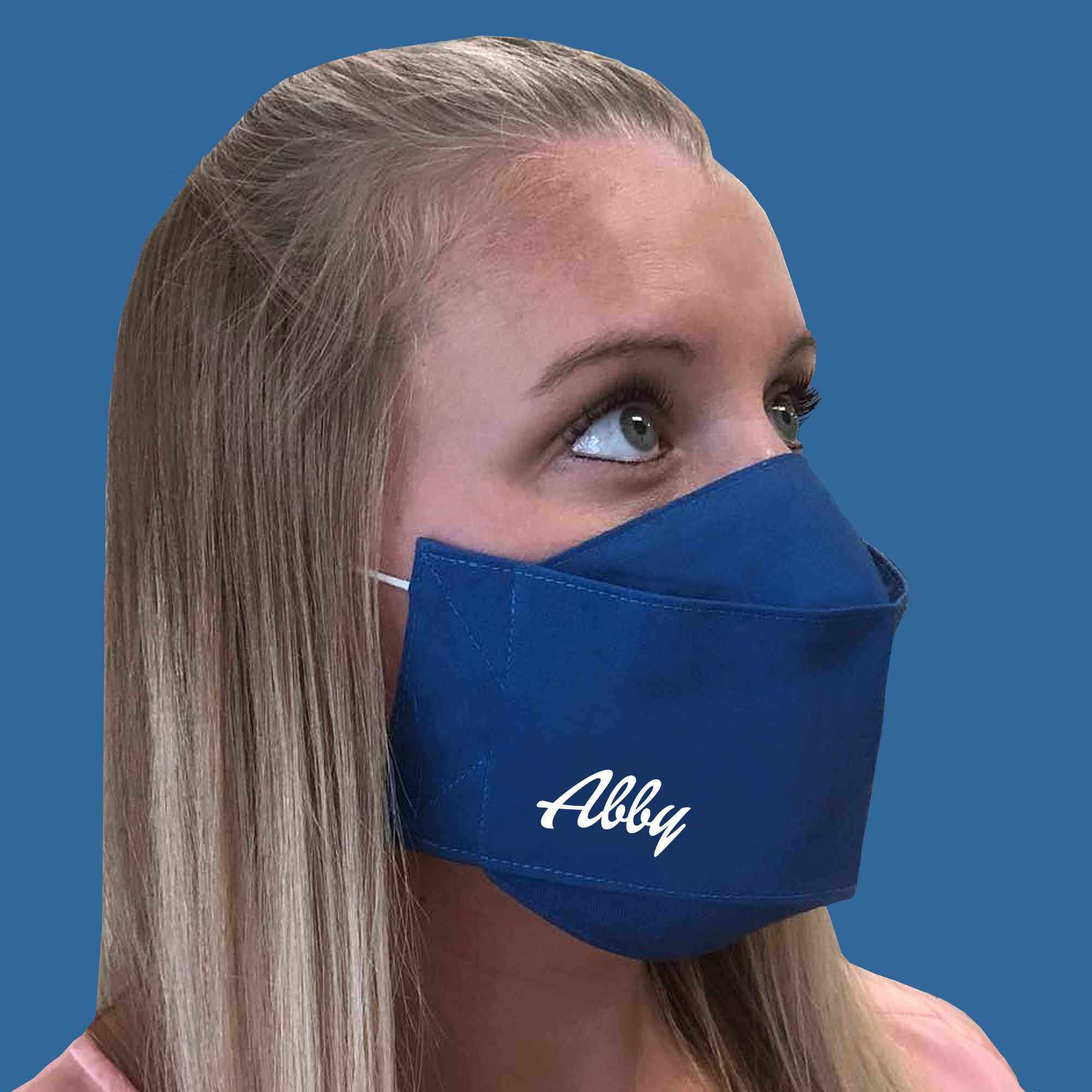 Personalized 3D Teacher Face Masks