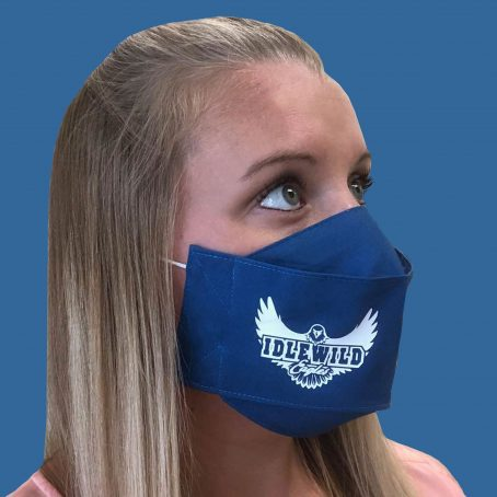 Personalized 3D Teacher Face Mask