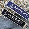 Nantucket Wristlet Key Fob Chain Gift